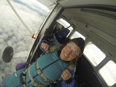 Zoe Skydive 3