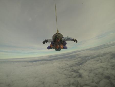 Zoe Skydive 1